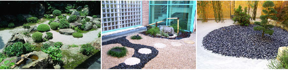 Giardino Zen Regole : Giardino zen livorno pisa creazione progetti di