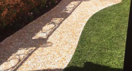 Pavimentazione per giardini