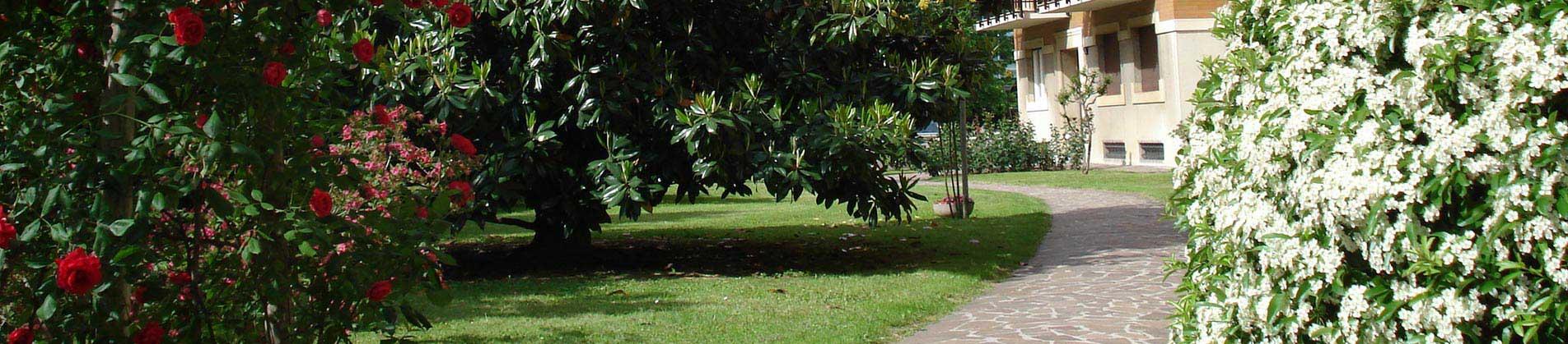 Cura di giardini condominiali