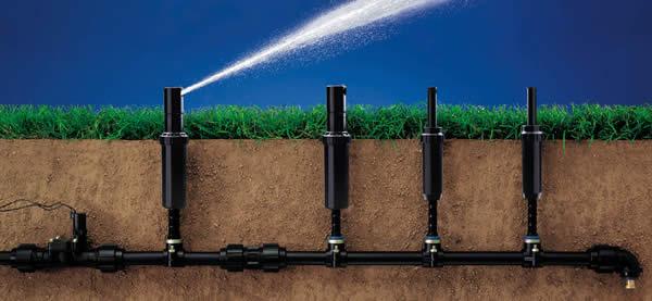 realizzazione di impianti di irrigazione giardini